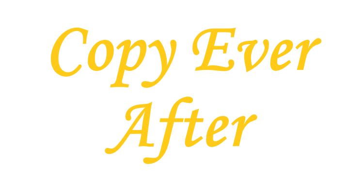Copy Ever After